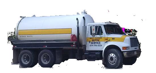 The Honey Pot - Septic Service on the Bruce Peninsula